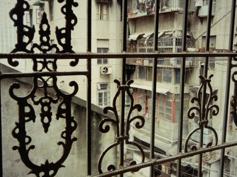 Through Iron Windows