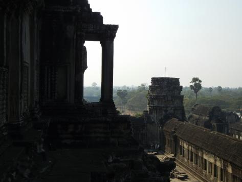 Doing Cambodia at Angkor Water