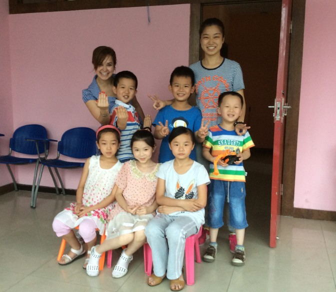 Finding Happiness in China: 6 Suggestions from My Students